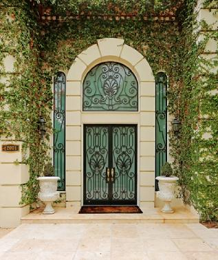 French mediterranean design LAURI MATISSE ARCHITECT DESIGNER BENTONVILLE ARKANSAS