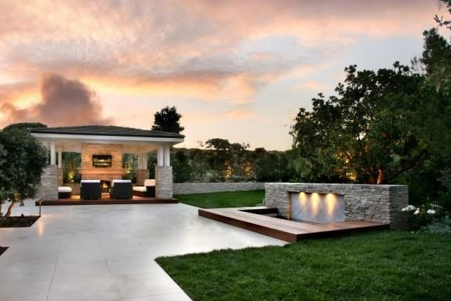 modern landscape design architect lauri matisse
