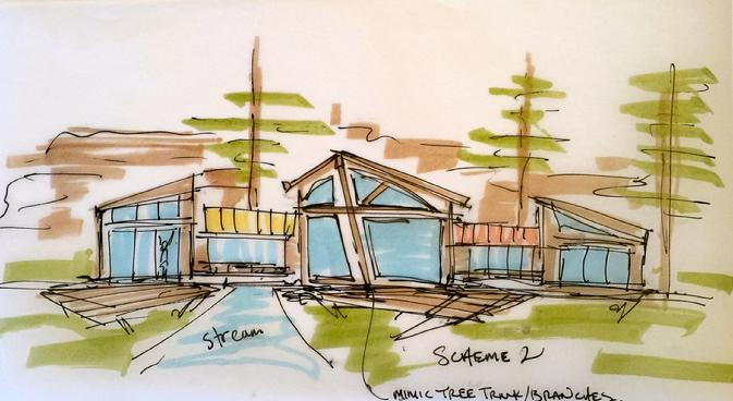 Eureka Springs Architect, Custom Residential Design Beaver Lake